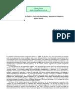 Boron, Atilio - Teoria Y Filosofia Politica, La Tradicion Clasica Y Las Nuevas Fronteras (Parte 1)