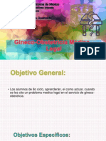 Gineco-Obstetricia Médico - Legal