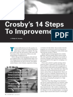 Crosby 14 Steps to Improvement