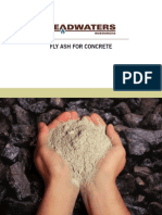 Fly Ash for Concrete 2014
