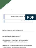 Aula 01 - Apresentação Instrumentação