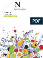 European Fruit Juice 2012