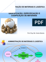 Aula 08 Administracão de Materiais (Estrutura)