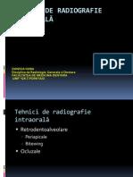 Curs 04 Tehnici de Realizare Radiografii Dentare (1)
