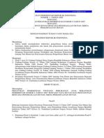 Peraturan Pemerintah Tahun 2008 003 08 Penyusunan Rencana Pengelolaan Hutan