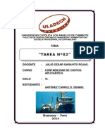 TAREA N°02-DENNIS