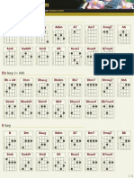 complete chord chart