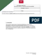 Actividad Práctica - Estructuras