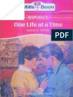 One Life at a Time PDF