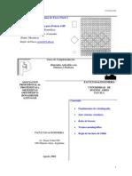 Cristalografia y Diagramas de Fases I
