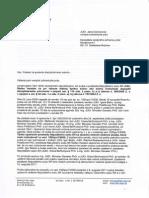 Návrh AFP pre VOP - Trest pre Š. Harabina
