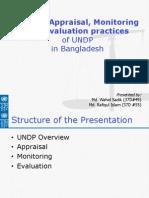 Project Management by UNDP