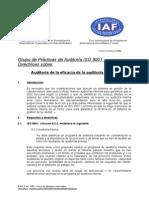Auditar Eficacia Audit Int