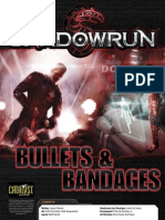 [Cat26s027] Shadowrun 5e - Bullets & Bandages