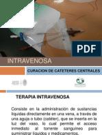 2a Curación Cateter Venoso Central