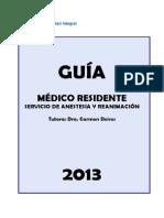 Guia Residente Anestesia Reanimacion