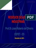residuos solidos industriais