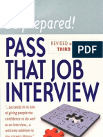 Pass That Job Interview
