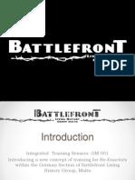 Battlefront Malta training session 001