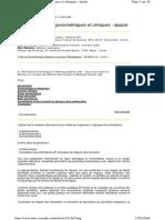 2. Bilans Articulaires Goniométriques Et Cliniques Épaule