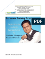 Corporate Solution_Parikshit Jobanputra