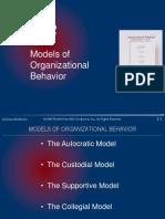 MODELS OF ob 2