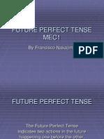 Future Perfect Tense (1)
