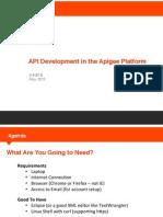 3 - Gateway Development