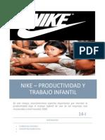 Nike Trabajo Infantil