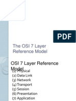 osi layers  topologies 2