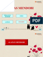 Asas Mendobi