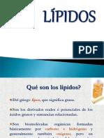 LIPIDOS UNAM