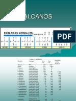 AlcanosAlquenosAlquinos