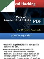 Modulo 1 - Introduccion Al Ethical Hacking