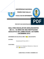 Proyecto de Bullying Original a Corregir