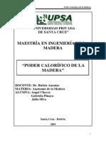 Poder Calor Íf i Code La Madera