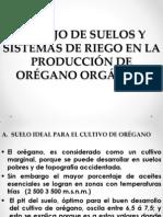 PRACTICAS AGROECOLÓGICAS PARA LA  CONSERVACIÓN DE SUELOS Y.ppt