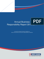 Business Responsibility Report 2014