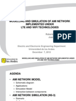 Modelling and Simulation AMI Network -2012!12!07