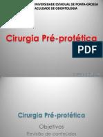 Cirurgia Pré Protética