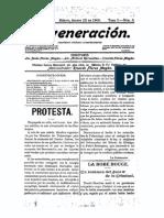 Regeneration V.1, N. 3