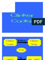 Clinker Cooler Types