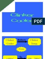 Clinker Cooler Types
