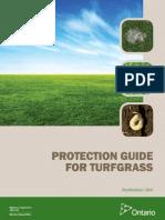 Ontario Turf Protection Guide 2014 OMAFRA Pub384