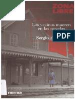 Sergio Aguirre - Los Vecinos Mueren en Las Novelas