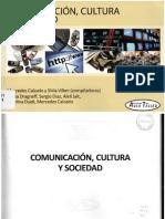 Aula Taller. Comunicacion, Cultura y Sociedad - Mercedes Calzado, Shila Vilker
