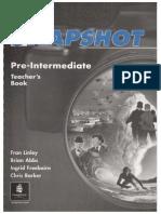 Snapshot Pre Int Teacher's Book