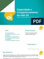 Recursos e Congestionamento 3G
