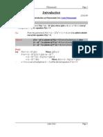 polynomials_ii