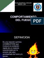 Brigada de Seguridad y Rescate Minero - Fuego - Unp